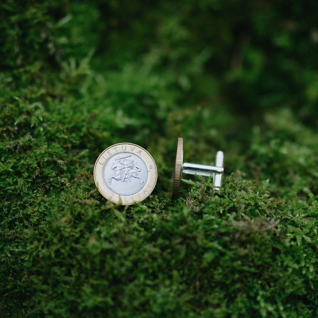 Sąsagos iš Lietuviškų monetų